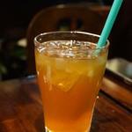 開元カフェ - 柚子ティー