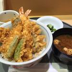銀座天一 - 天丼 竹