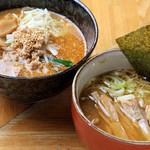 つけ麺屋 やすべえ - つけ麺&味噌つけ麺