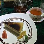 緑の星 - 紅茶とデザート