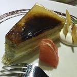 緑の星 - ケーキ