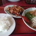 中国飯店紀淡 - 「スタミナ定食」900円税込