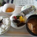 喫茶オカダ - 朝食