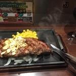 いきなりステーキ アメリカ村店 -