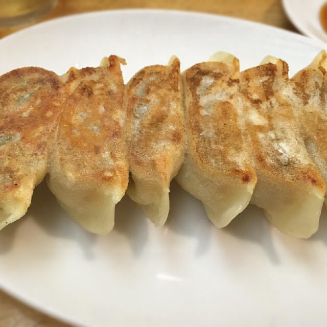 天龍 銀座街店 - 餃子
