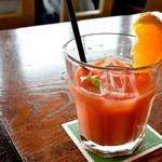 41027687 - ブラッドオレンジジュース