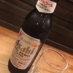 鳥造 - アサヒドライゼロ(¥380)