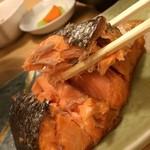 居酒屋 あゆみ - 焼き鮭