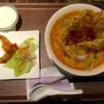 タイレストラン タニサラ - カオソーイセット 税込1200円