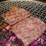 焼肉の金海 - ☆良い感じに焼き上がりましたぁ(*^。^*)☆