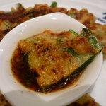 焼肉の金海 - ☆ポン酢っぽいタレですね~☆