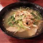 弘雅流製麺 - 鶏そば