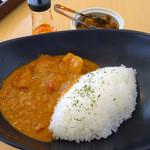 カフェ マル - Maru 特製チキンカレー