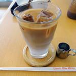カフェ マル - アイスロイヤルミルクティー
