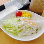 カフェ マル - サラダ