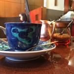 41032510 - ヴィンテージコーヒー コロンビアエクセルソの盛り