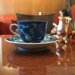 41032513 - ヴィンテージコーヒー コロンビアエクセルソの盛り