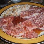 焼肉の盛 - 料理写真: