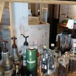 コンマ コーヒー スタンド - カウンター