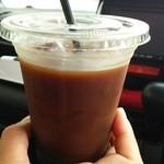 コンマ コーヒー スタンド - アイスコーヒー