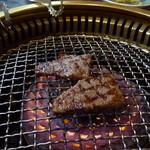 大喜園 - ロース焼き焼き