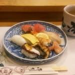 八瀬寿司 - 並にぎり♪