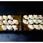 三共食堂 - 「小鰺寿し 並・大」… 比較してみました(2014.07)