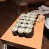 すき焼き・しゃぶしゃぶ・和食・寿司専門店 - 料理写真:かっぱ巻き。美味かった