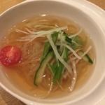 平城苑 - 2015/4 冷麺。