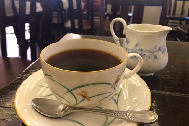 カロライナ - ホットコーヒー