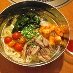 焼肉ダイニング 希らら亭 - 夏季限定冷麺