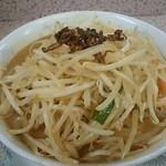 41044932 - みそタンメン  ¥700-  野菜多め、麺柔らかめ   俯瞰図