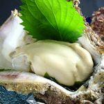 岩ガキ(酢のもの・焼きもの・フライ)