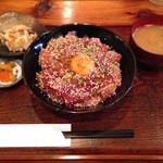 海鮮丹後 あみの食堂 - あみの丼 特盛(980円)