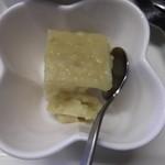 アナンタヤ - 栗とココナッツのケーキ