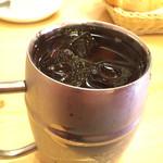 コメダ珈琲店 - たっぷりアイスコーヒー