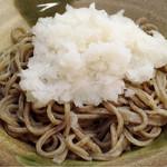 七福 - おろし蕎麦