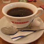 PIZZERIA DA CIBO - ランチのコーヒー
