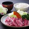 焼肉やる気 - 料理写真:カルビ定食