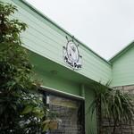 ヒポポパパ - 林崎松江海岸に建つ、カフェです