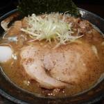らー麺山之助 - らー麺