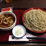 大村 - 黒肉汁そば
