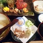 神楽坂 おいしんぼ - 涼夏彩り昼ランチ