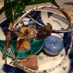 日本料理  なかの - 伊勢海老懐石4