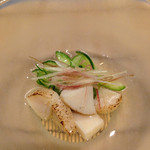 日本料理  なかの - 伊勢海老懐石1