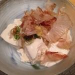 なすび - ざる豆腐