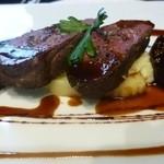 41056387 - 三重県産鹿肉のロース