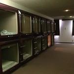 ファーストイン高松 - カプセルホテル