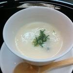 ホテルルートイン - 茶碗蒸し