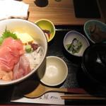 41058166 - 海鮮丼ランチ♪